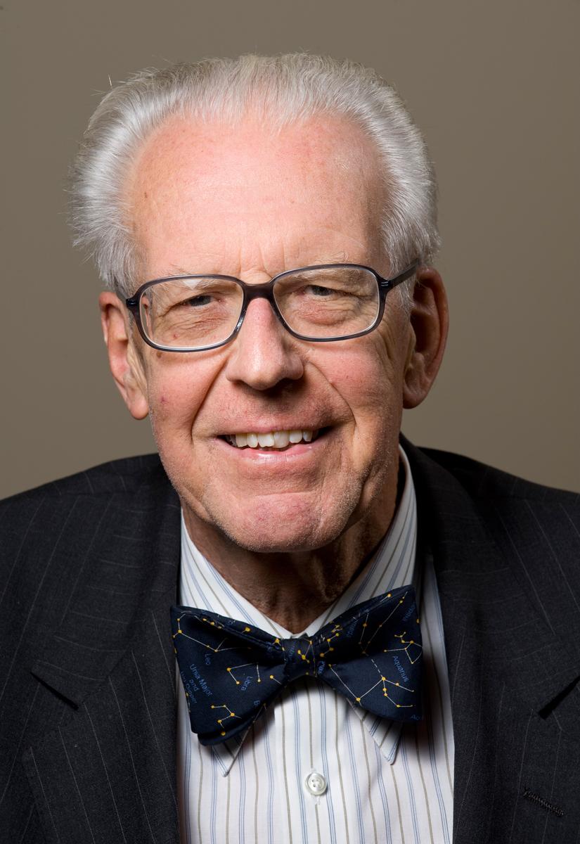 Kavli Prize Laureate Maarten Schmidt