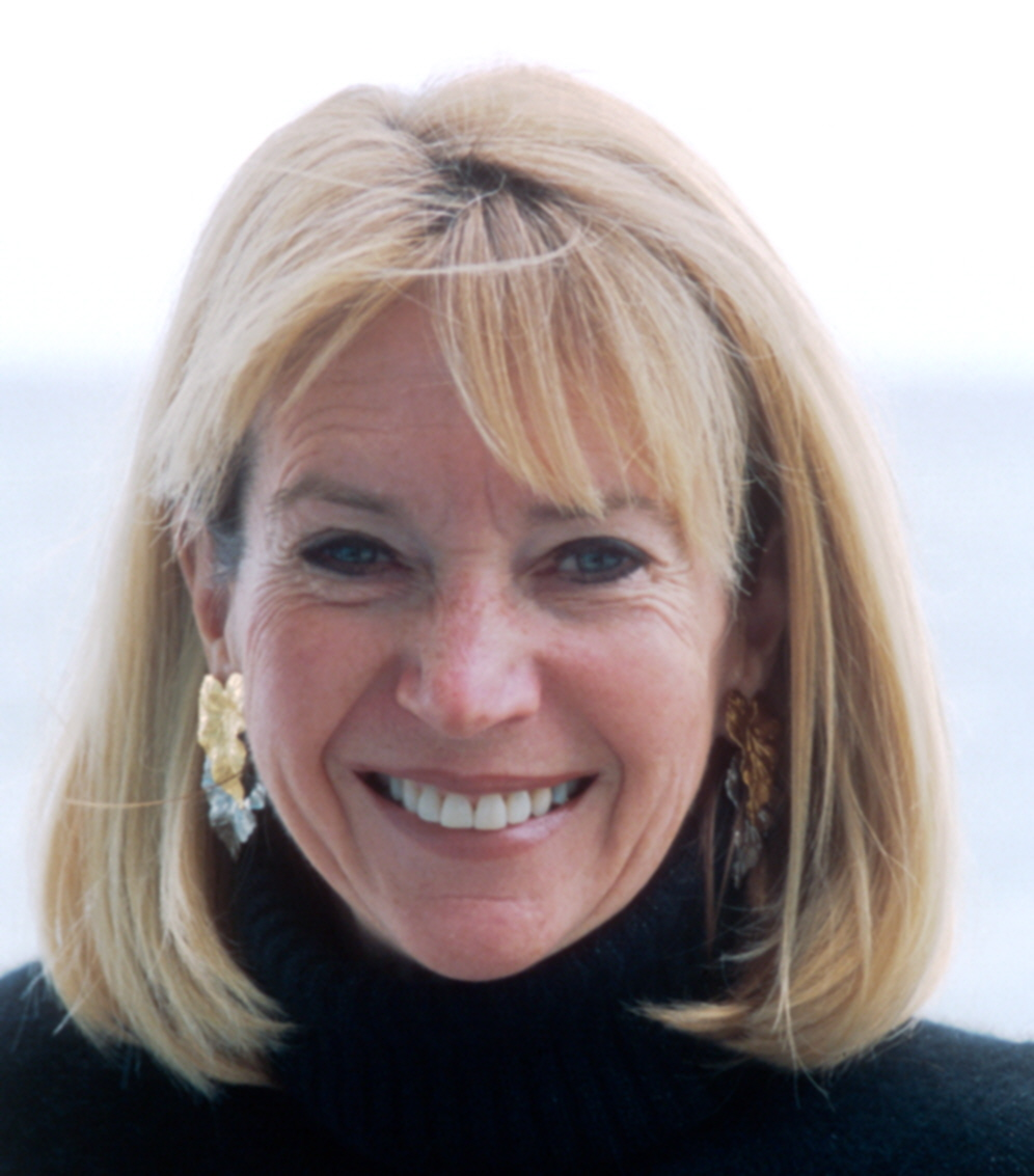 Marcia  McNutt, President of Monterey Bay Aquarium Research Institute (MBARI)